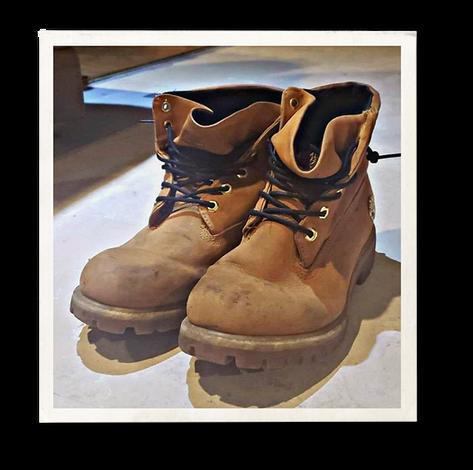 Zackery's Shoes