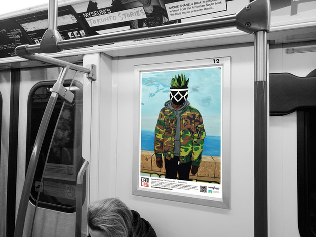 'Life on the Line' Mental Health Awareness Campaign