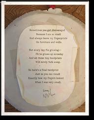 Neil's Poem