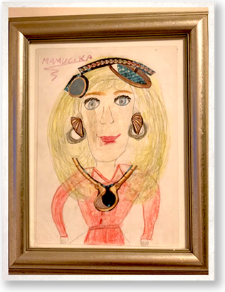Dora's Portrait
