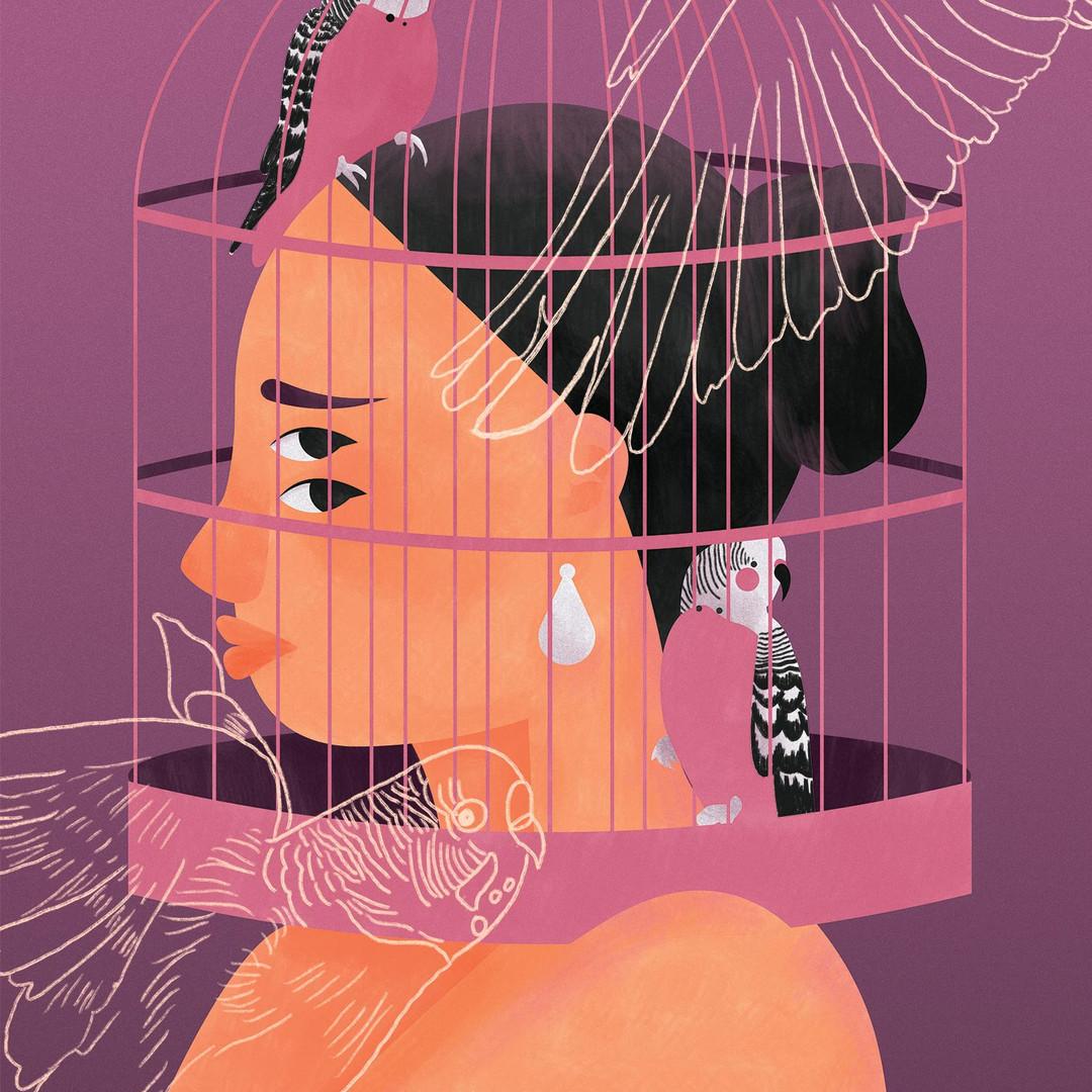 "Marcia Diaz, ""Birdcage"""