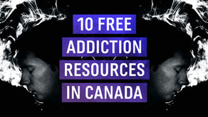 10 Free Addiction Resources in Canada