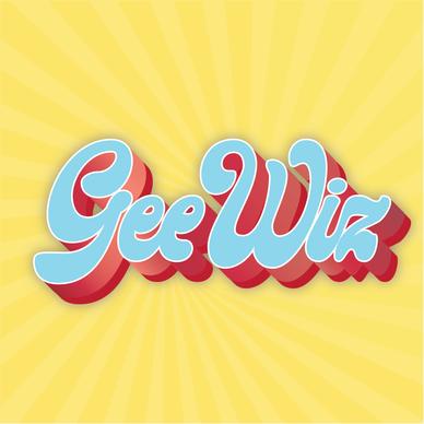 GeeWiz Logo Draft