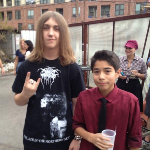 Cole Atkinson & Alejandro Serna