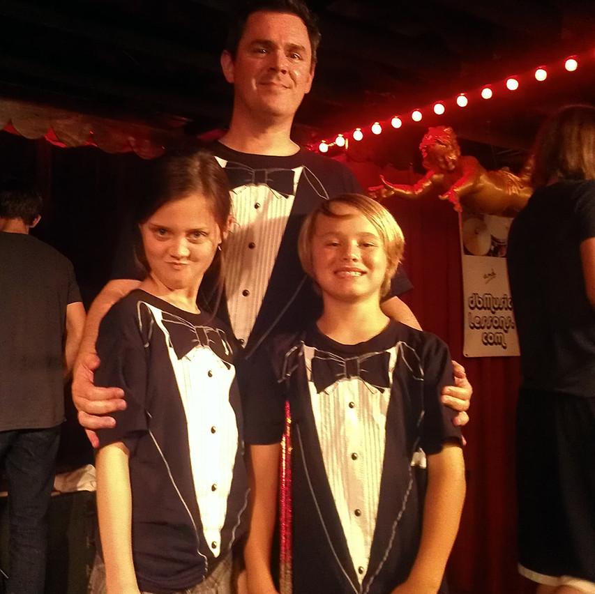 Eli Betton, Cora & Ken Green