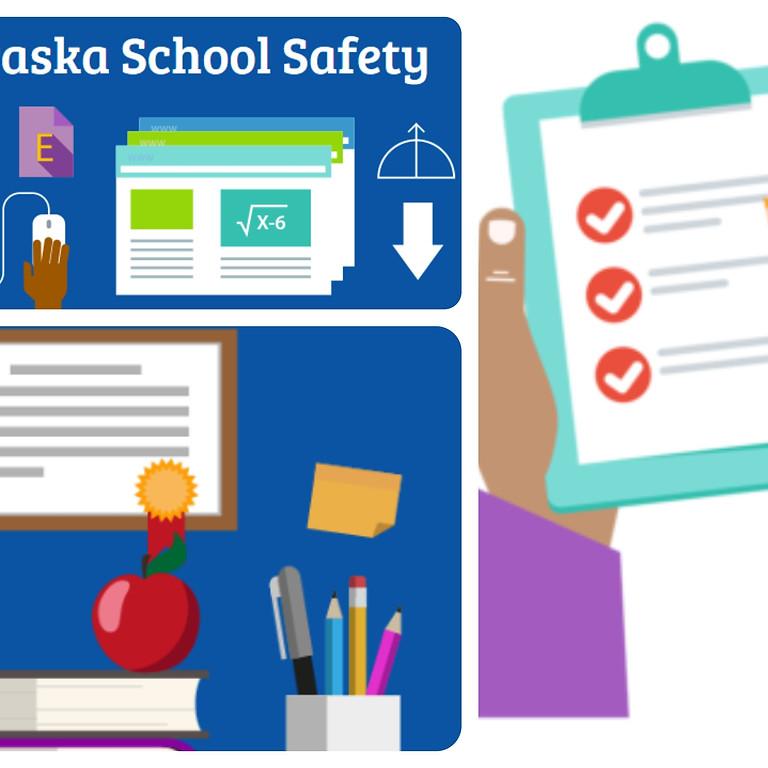 School Secretary Safety Training - Choose Aug. 26th or Aug. 27th