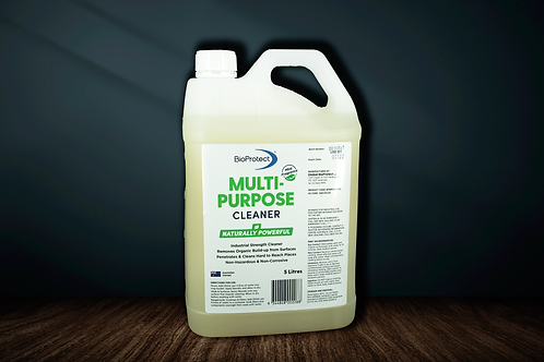 BioProtect® Multi-purpose Cleaner (Mint fragrance) - 5L