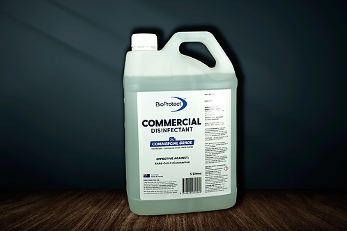 BioProtect * Commercial Grade Surface Spray Disinfectant - 5L