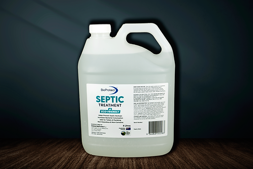 BioProtect * ECO Friendly Septic Treatment - 4L