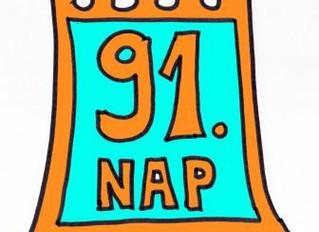 91. nap