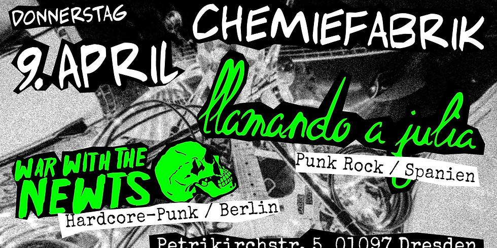 Dresden - ChemieFabrik