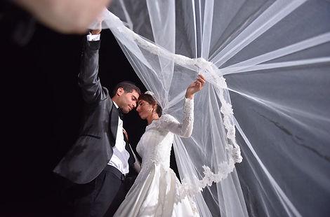 Mariage kohav ayam Cesarea israel