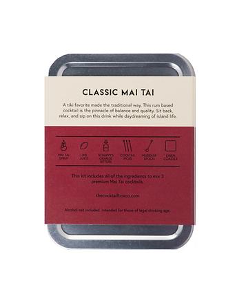 Mai Tai Cocktail Kit