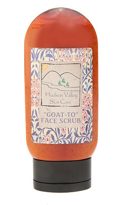 """Goat-To"" Face Scrub"
