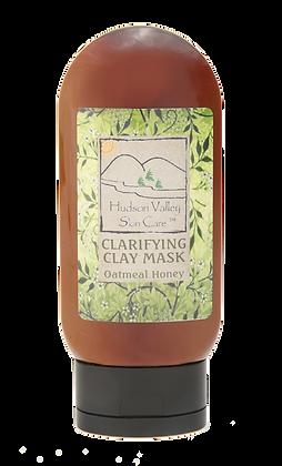 Clarifying Clay Mask (Oatmeal Honey)