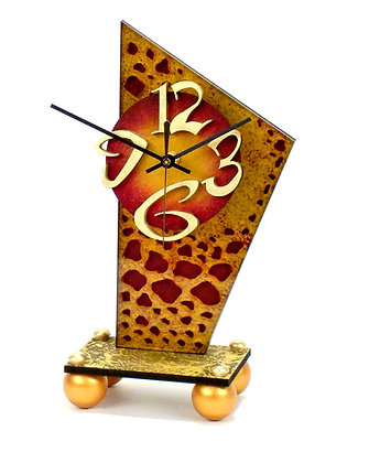 David Scherer Table Clock