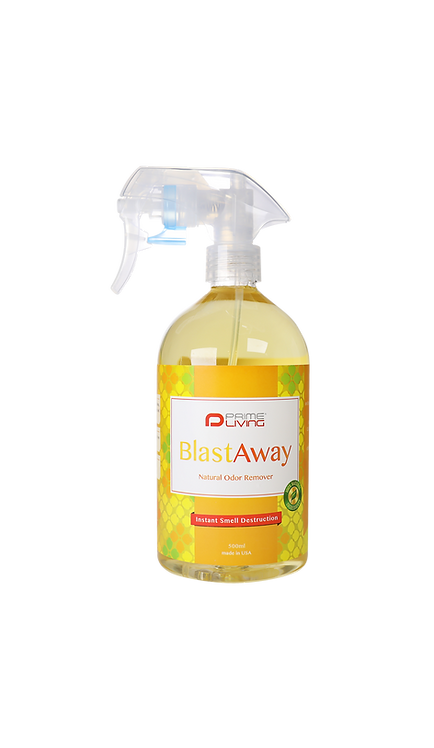 「BlastAway」天然殺菌臭源分解劑