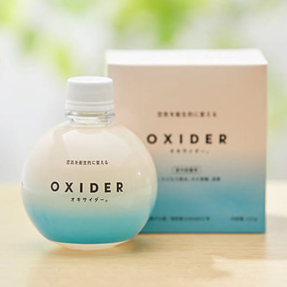 日本 OXIDER 室內空間除菌劑 180g