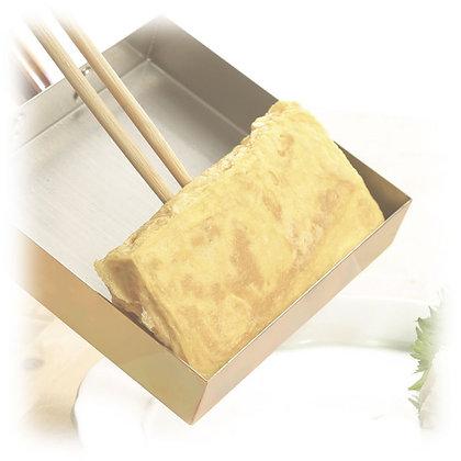 [日本製造]Takumi-Takumi純銅玉子燒專用平底鍋 10x15cm
