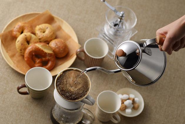 [日本製造]不銹鋼滴漏咖啡專用水壺