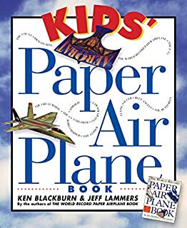 Kids Paper Air Plane Book