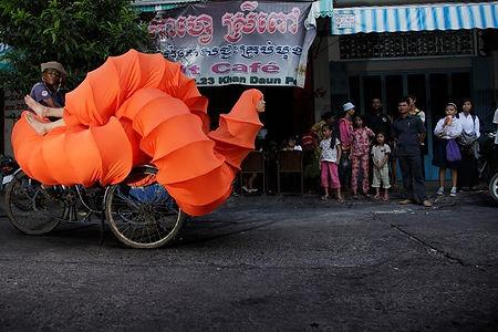 The Buddhist Bug Project by Anida Yoeu A