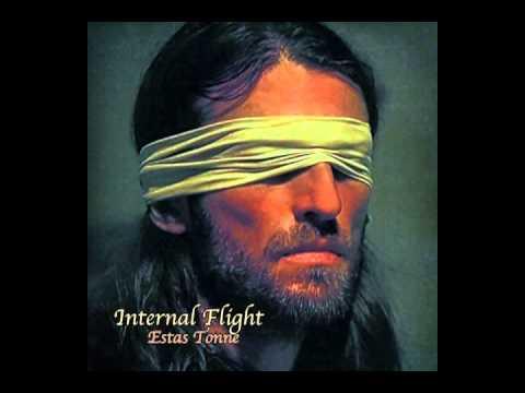 Estas Tonne - Internal Flight (cover art)
