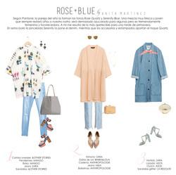 ROSE + BLUE by ANITA MARTÍNEZ