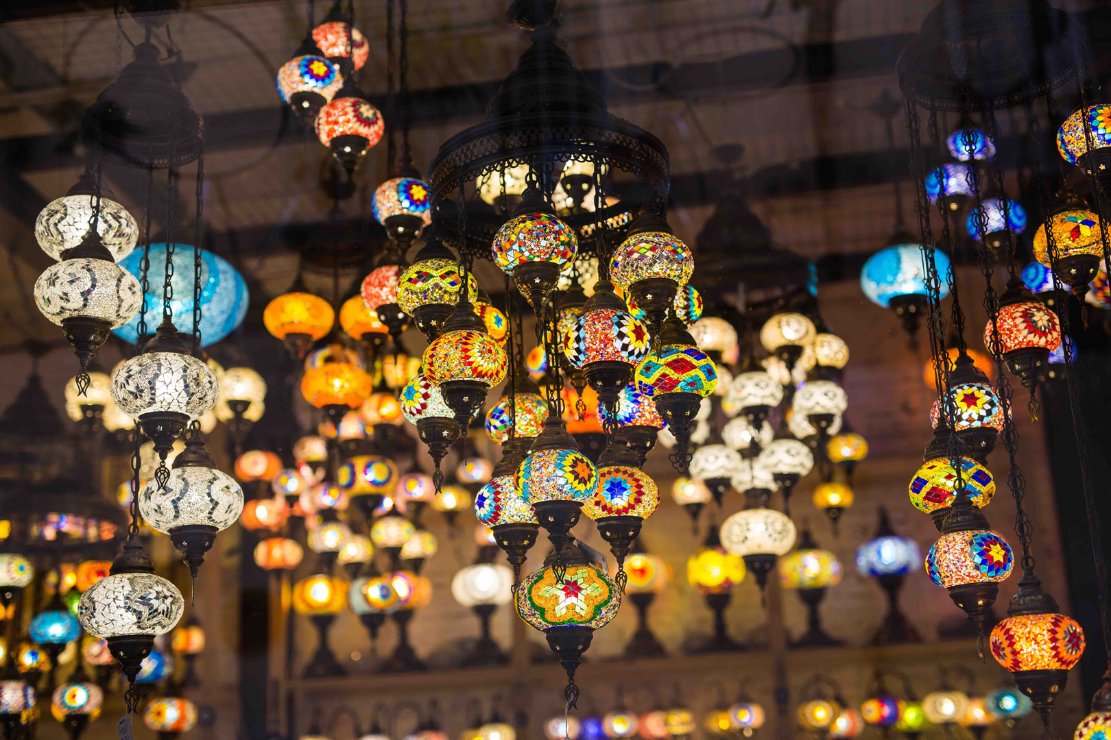 bigstock-Colourful-Turkish-Mosaic-Lamps-