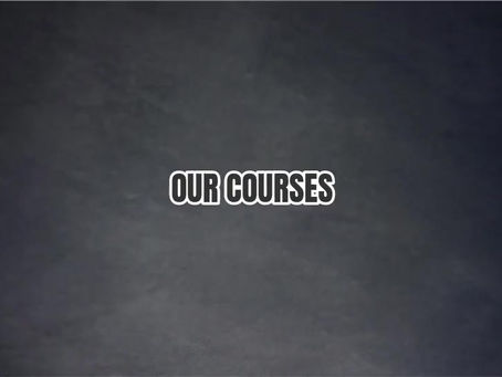 WHY MORE PEOPLE CHOOSE OUR COURSES...