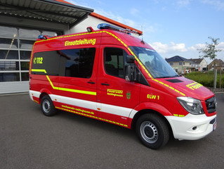ELW für die Feuerwehr der Stadt Recklinghausen