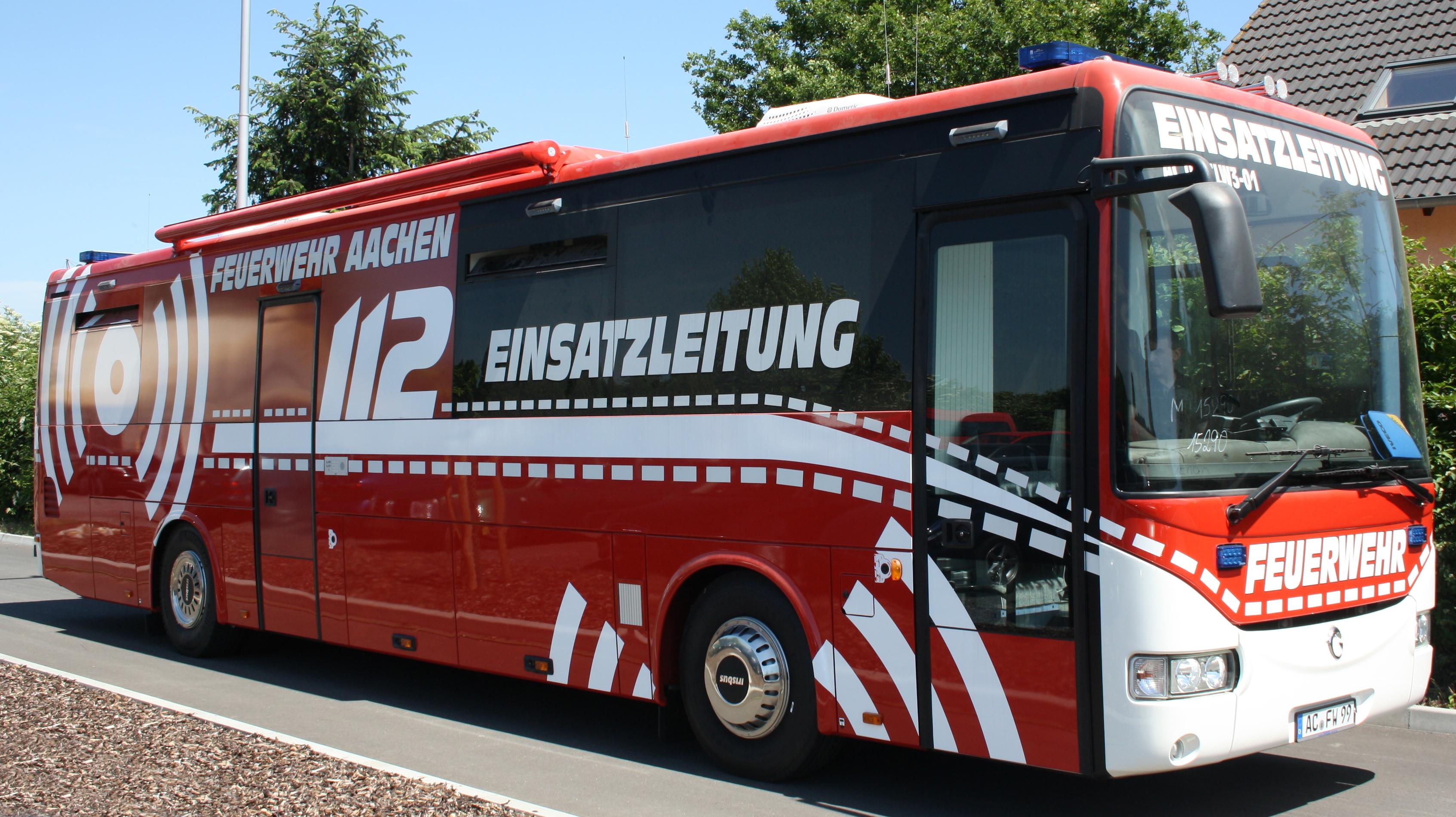 ELW III Iveco Iris Bus