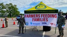 Farmers Feeding Families - Milk Giveaway Plainridge Park Casino Thursday June 4th