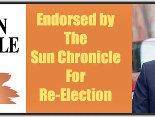 The Sun Chronicle Endorses Shawn Dooley for Re-Election