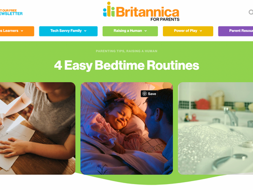 4 Easy Bedtime Routines