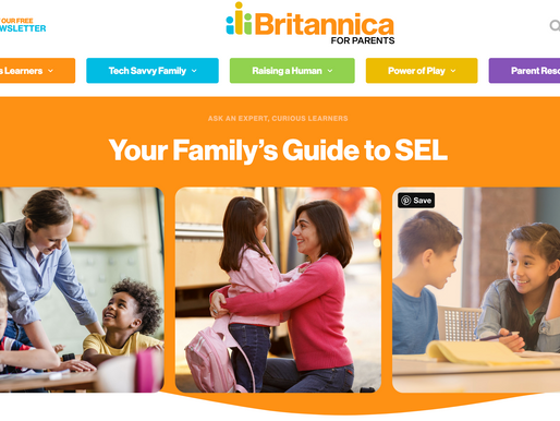 Your Family's Guide to SEL