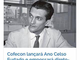 """Lançamento do """"Ano Celso Furtado"""" em homenagem ao centenário de Celso Furtado"""