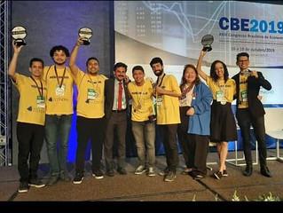 A IX Gincana Nacional de Economia aconteceu no 23º Congresso Brasileiro de Economia