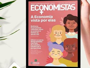 Primeira edição da revista Economistas 2020 já está disponível