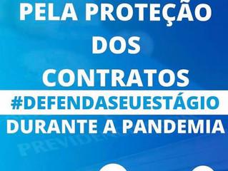 Documento em defesa dos contratos de estágio é assinado pela FENECO e outras entidades