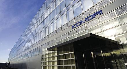 Komori Corporation Tsukuba