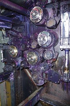 Machine reconditioning