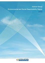 Komori Group's environmental & social report
