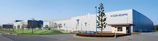 Komori-Chambon belongs to a world leader of offset press manufacture, Komori.