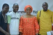 Phase II - Focus OSC Organisation de la Société Civile -  Présentation du programme de plaidoyer rel