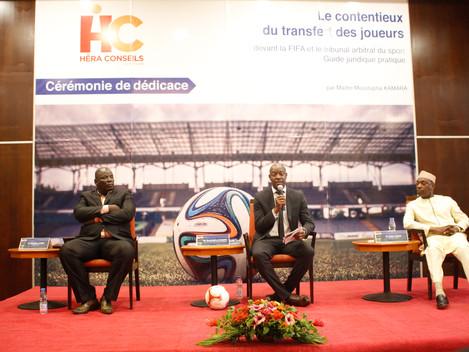 """L'expertise en """"Droit du Sport et Contentieux sportif"""" désormais disponible au sein du"""
