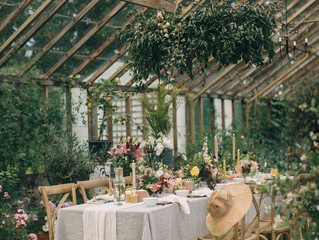 Glasshouse weddings