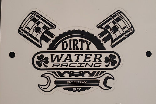 Dirty Water Racing stickers