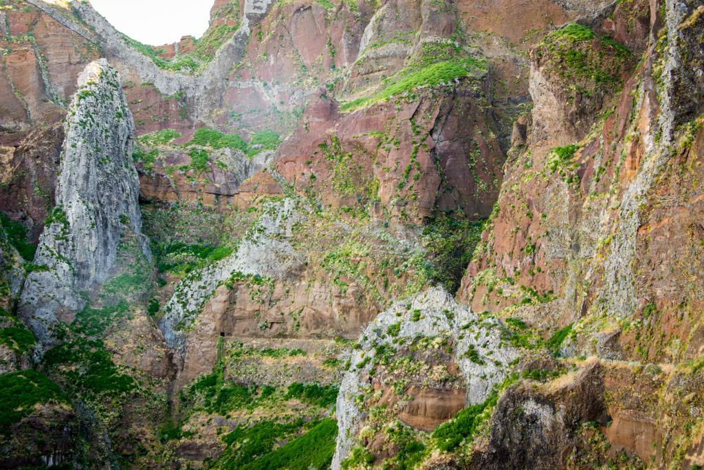 Randonnée entre Arieiro et Ruivo