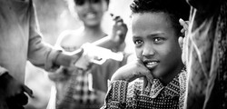 Jeune djiboutien